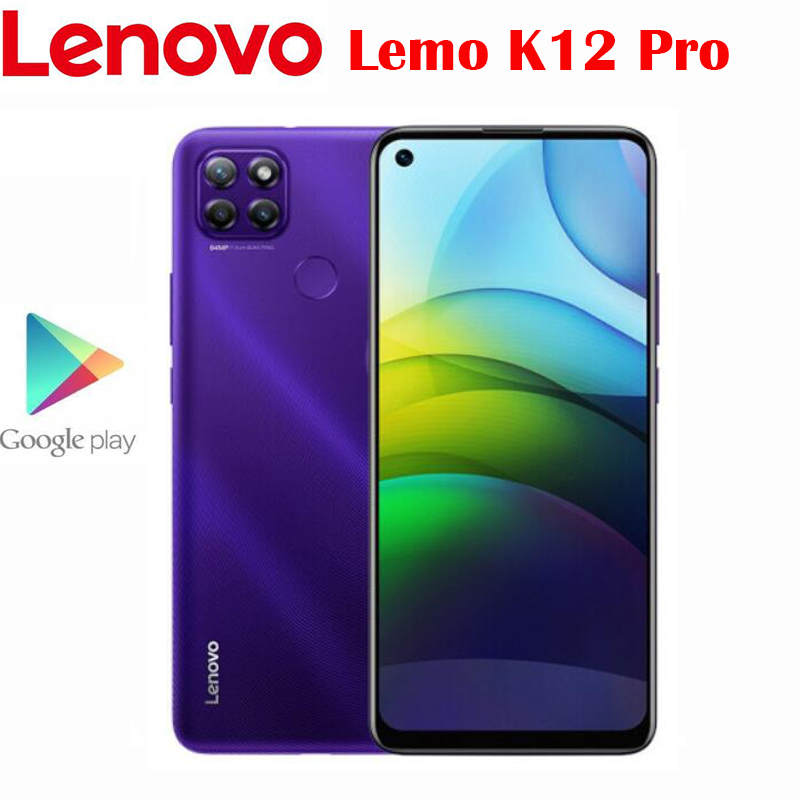 Lenovo Lemo K12 64gb WCDMA/LTE/GSM Bluetooth 5.0 Octa Core Fingerprint Recognition 64mp