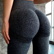 Yoga-Pants Tight Squat-Proof Seamless Fitness High-Waist Sports Women for Legging