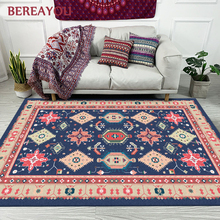 Modern Area Rugs Living room Vintage Bedroom Floor Mat Large Carpet Geometric Soft Door Home Carpet Door Rug tapete infantil