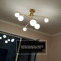 2020 Modern LED Chandelier Lighting Fixtures Hanging Lamp For Living Room Dining Room Free Shipping