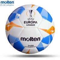 2020 Original Geschmolzenen Fußball Ball Offizielle Größe 4 Größe 5 Fußball Ball Team Sport Training Fußball League Bälle futbol bola