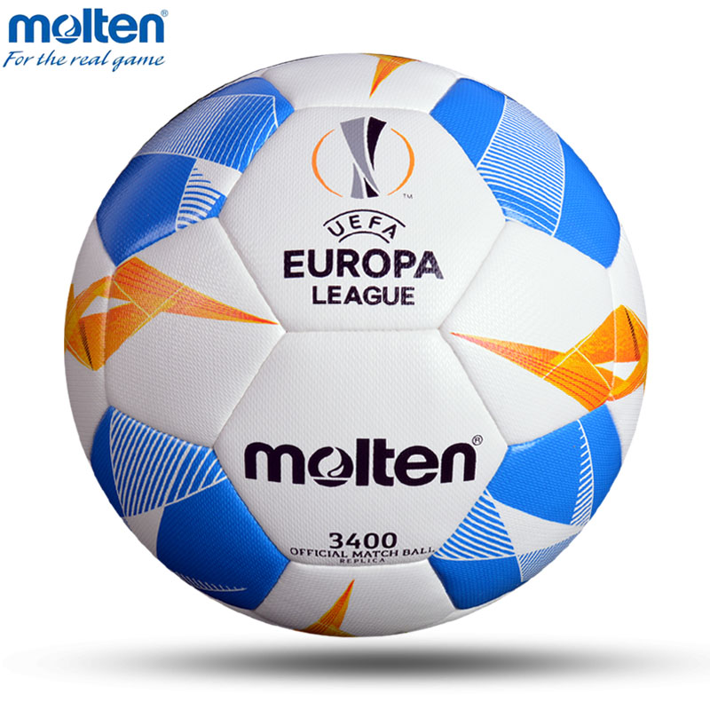 2020 Original Molten Soccer Ball Official Size 4 Size 5 Football Ball Team Sports Training Football League Balls Futbol Bola