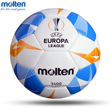 цена 2020 Original Molten Soccer Ball Official Size 4 Size 5 Football Ball Team Sports Training Football League Balls futbol bola онлайн в 2017 году