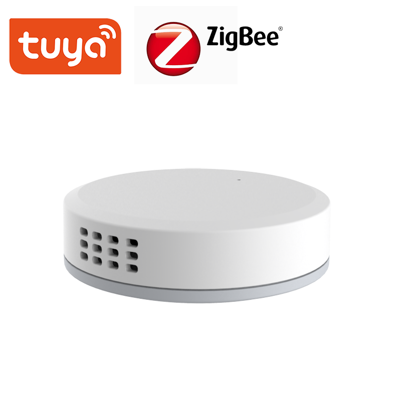 Zigbee Temperature Humidity Sensor Tuya Wireless Control Sensor w// Display