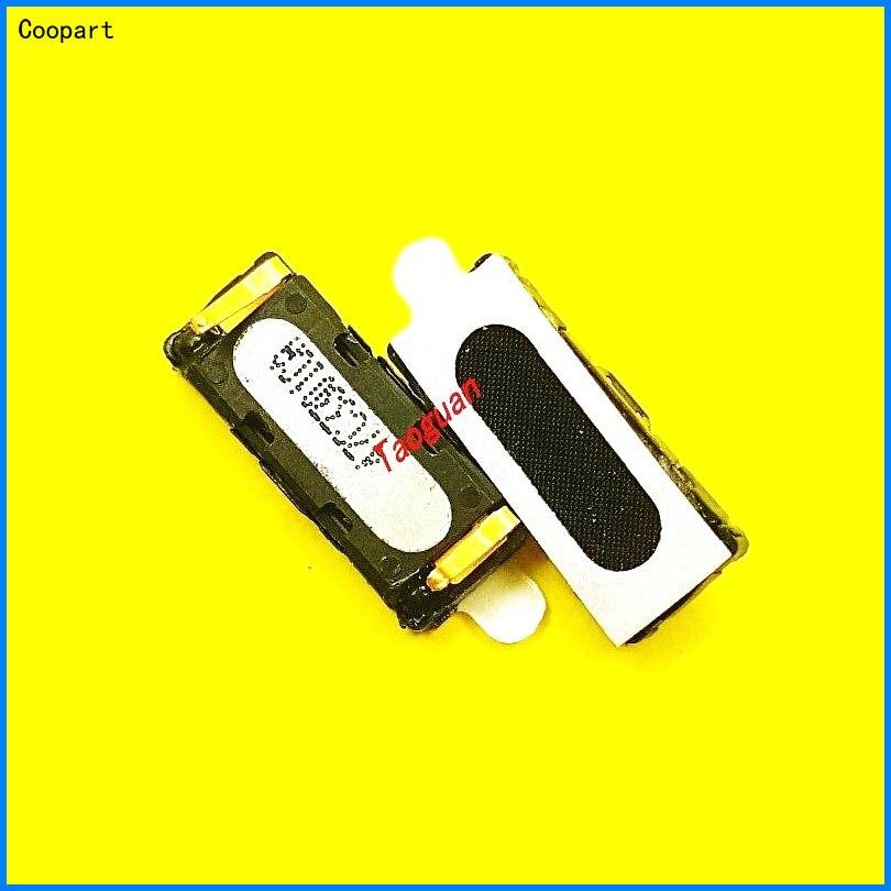 2pcs/lot Coopart New Ear Speaker Earpiece Receiver Replacement For DOOGEE Y6 Y6C Y100X TITANS2 DG700 Blackview BV8000 Pro