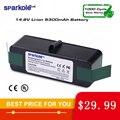 5.3Ah 14,8 V ионно-литиевая Батарея для iRobot Roomba 500 600 700 800 серии 510 531 555 560 580 620 630 631 650 670 770 780 790 870 880