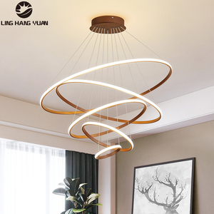 LED Chandeliers for Living Roo