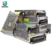 DC12V 24V 48V 720W 1000W импульсный источник питания AC DC трансформатор переключатель питания адаптер привода для светодиодной полосы света