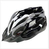 Mountain Bike Cycling Helmet Hollow Breathable Mountain Helmet Carbon Fiber Safety Head Cap Outdoor Cycling Helmet|Bicycle Helmet| |  -