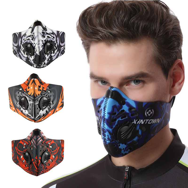 SULAITE Outdoor Sports Riding Mask Bicycle Magic Scarf Anti-Dust Cycling Masks Ski Bike Riding Snowboard Shield Mask Low Sale