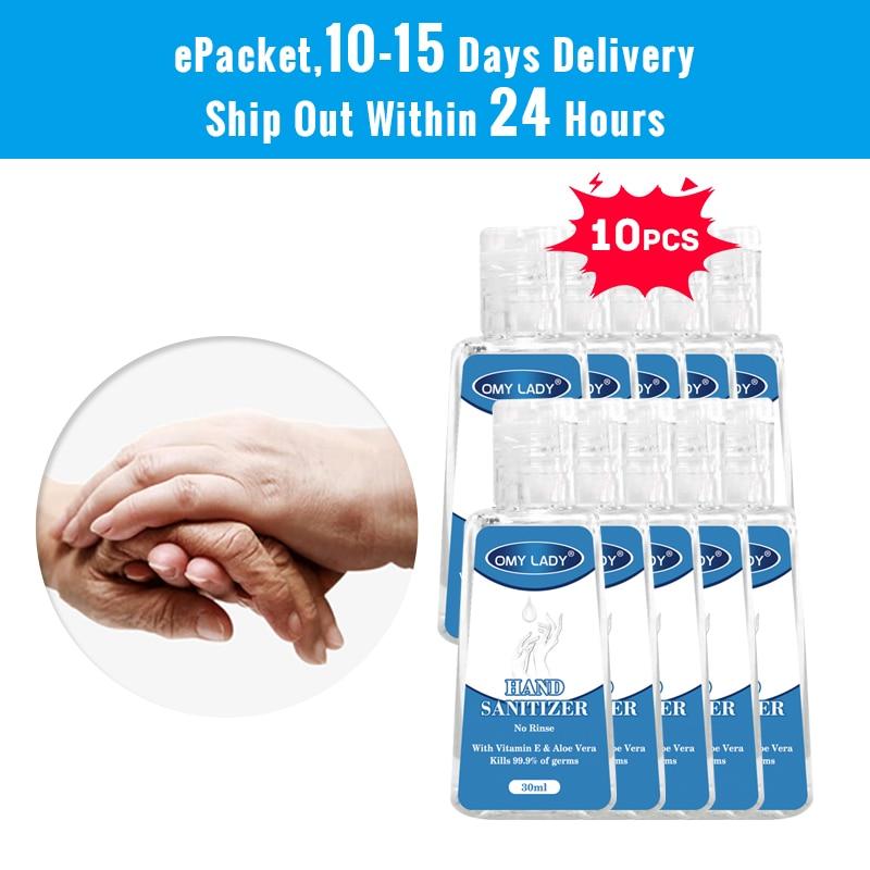 300ML Waterless Hand Sanitizer Mini FoamHand Sanitizer Scented Disposable No Clean Travel Portable Clean Moisturizing Safe Gel