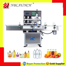 Filling-Machine Peristaltic-Pump Water-Eliquid Fully-Automatic Perfume-Juice Drink-Filler