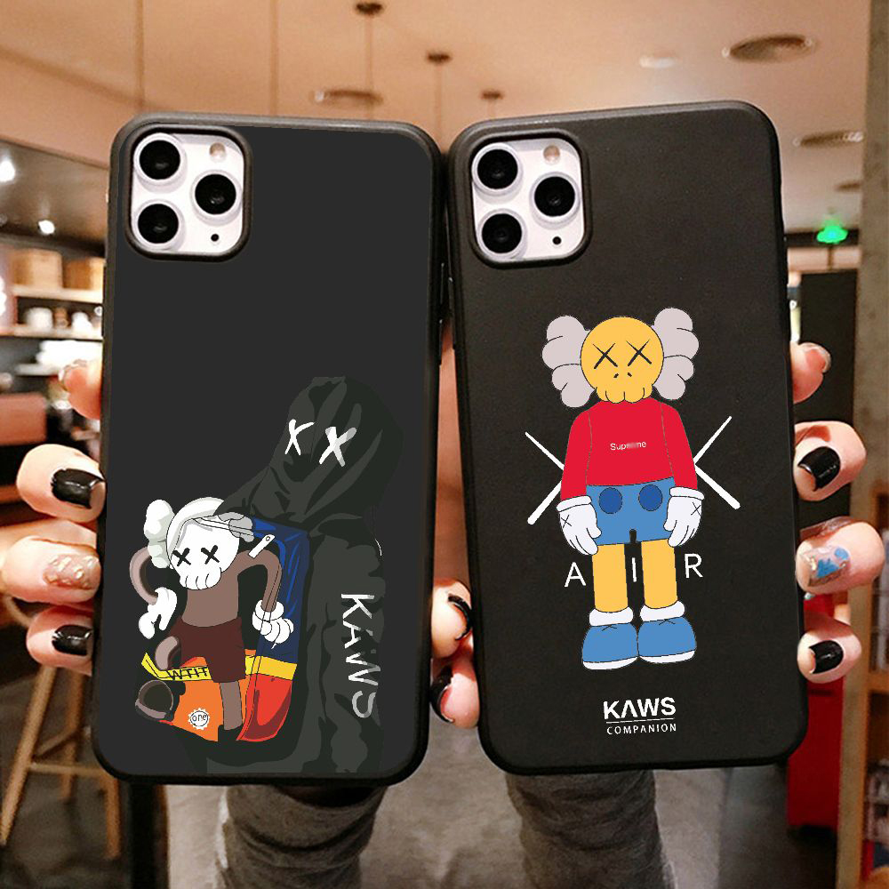 ADOTRY Super Kaw Boys TPU Soft Silicone Phone Case Cover For IPhone X XS MAX 6 6s 7 7plus 8 8Plus 5 5S SE XR 11 11pro Max Shell