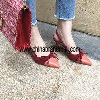 Big Botties High Heel Ladies Shoes Woman Sexy Pointed Toe Wedding Ankle Strap Pumps Thin Heels Handmade Female Scarpins Shoes