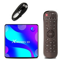 Android TV BOX X88 PRO10 Smart TV