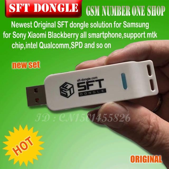 Die Neueste SFT dongle lösung für Samsung Sony Xiaomi Blackberry alle smartphone, unterstützung mtk chip, intel Qualcomm, SPD und so auf