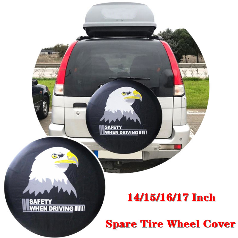 """Spare Tire Tyre Cover Case Pouch Protector 30/""""31/"""" Fit Jeep Wrangler"""