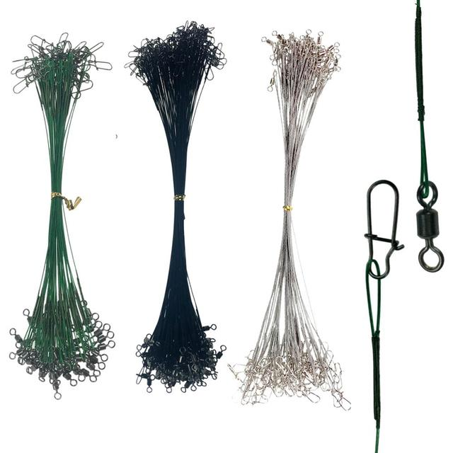 Assorted Fishing lines the best Steel Wire