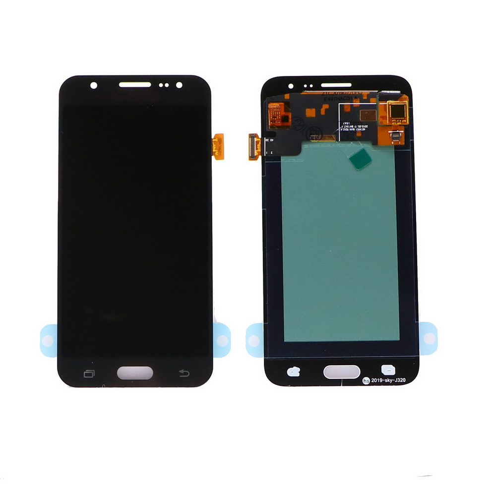 100% Tested Super <font><b>AMOLED</b></font> LCD For Samsung Galaxy J5 2015 <font><b>J500</b></font> J500F J500FN J500H J500M Display Touch Screen Digitizer Assembly image