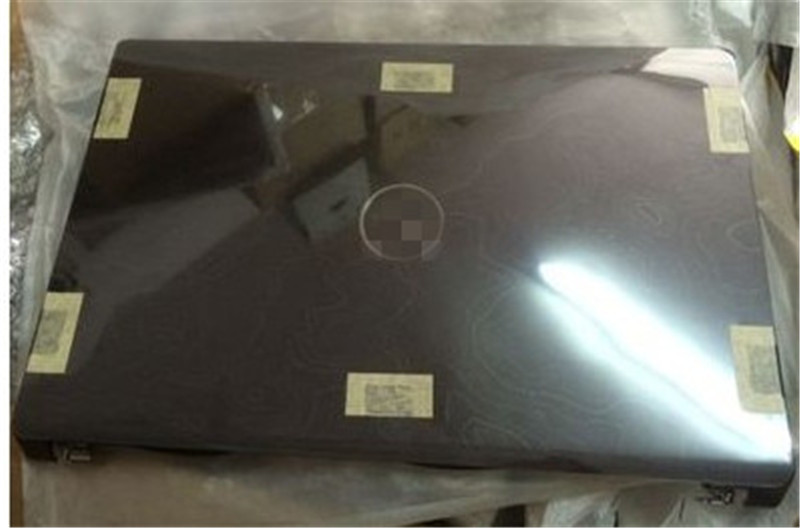Original laptop replacement case for <font><b>Dell</b></font> 1555 1557 <font><b>1558</b></font> PP39L series notebook A case Screen case with screen axis LCD shaft image