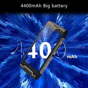 Cubot KingKong CS Android 10 IP68 Waterproof Smartphone 5 Inch 4400mAh Face ID Dual SIM Card Telephone Rugged Phone King Kong CS 5