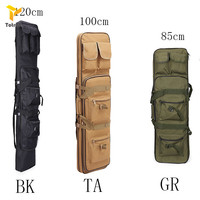 HANWILD 85 100 120 cm Nylon Hunting Bag Rifle Gun Bag Case for Sniper Carbine Airsoft Holster Outdoor Shooting Portable Fishing