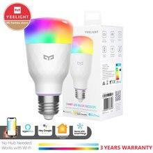 YEELIGHT lampadina a LED 1S lampadina intelligente che cambia colore lampadine, lampadina a LED dimmerabile, lavora con rasoio Chroma,Apple HomeKit,Siri