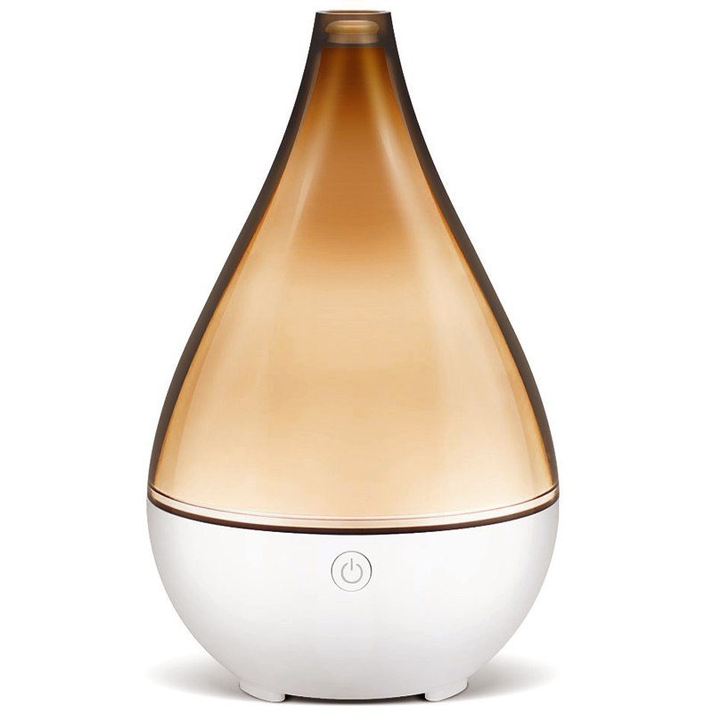 Cool Mist Humidifier   Bedroom Mute Humidifier  High Fog Low Ultrasonic Baby Humidifier  Optional Timer  Night Light  Easy to Cl|Humidifiers| |  - title=