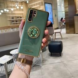 Coque souple en Silicone pour Huawei Y9 Prime 2019 P40 P30 P20 lite pro nova 7se 6se 5i 4e 3e