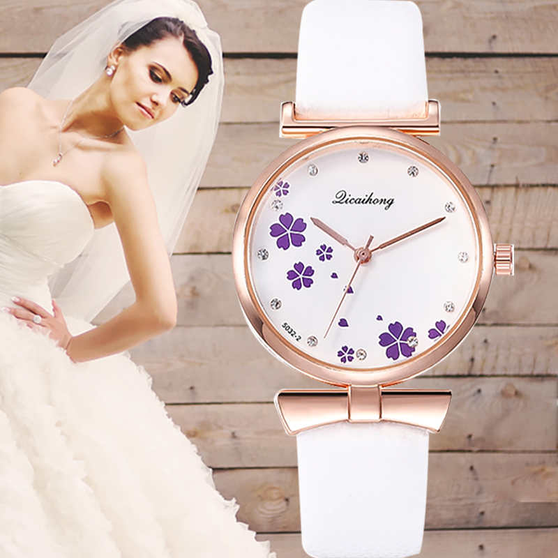Simple Women Watches Leather Band Ladies Wristwatch Fashion Luxury High Quality Quartz Watch Women Relogio Feminino Reloj Mujer