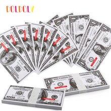 100 pçs capitão jogo de festa pirata substituição papel jogar dinheiro brinquedo criança tesouro brinquedos nota do mundo coleção presentes conjuntos notas