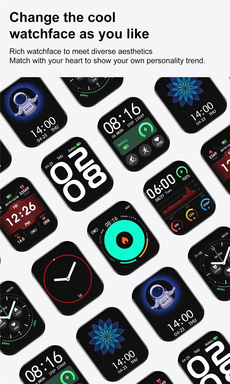 COLMI P8 Pro Smartwatch 2