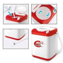 Mini Appliances Kitchen Toys Simulation Electric Washing Machine Refrigerator Fidjet Toys Educational Toy Washing Machine