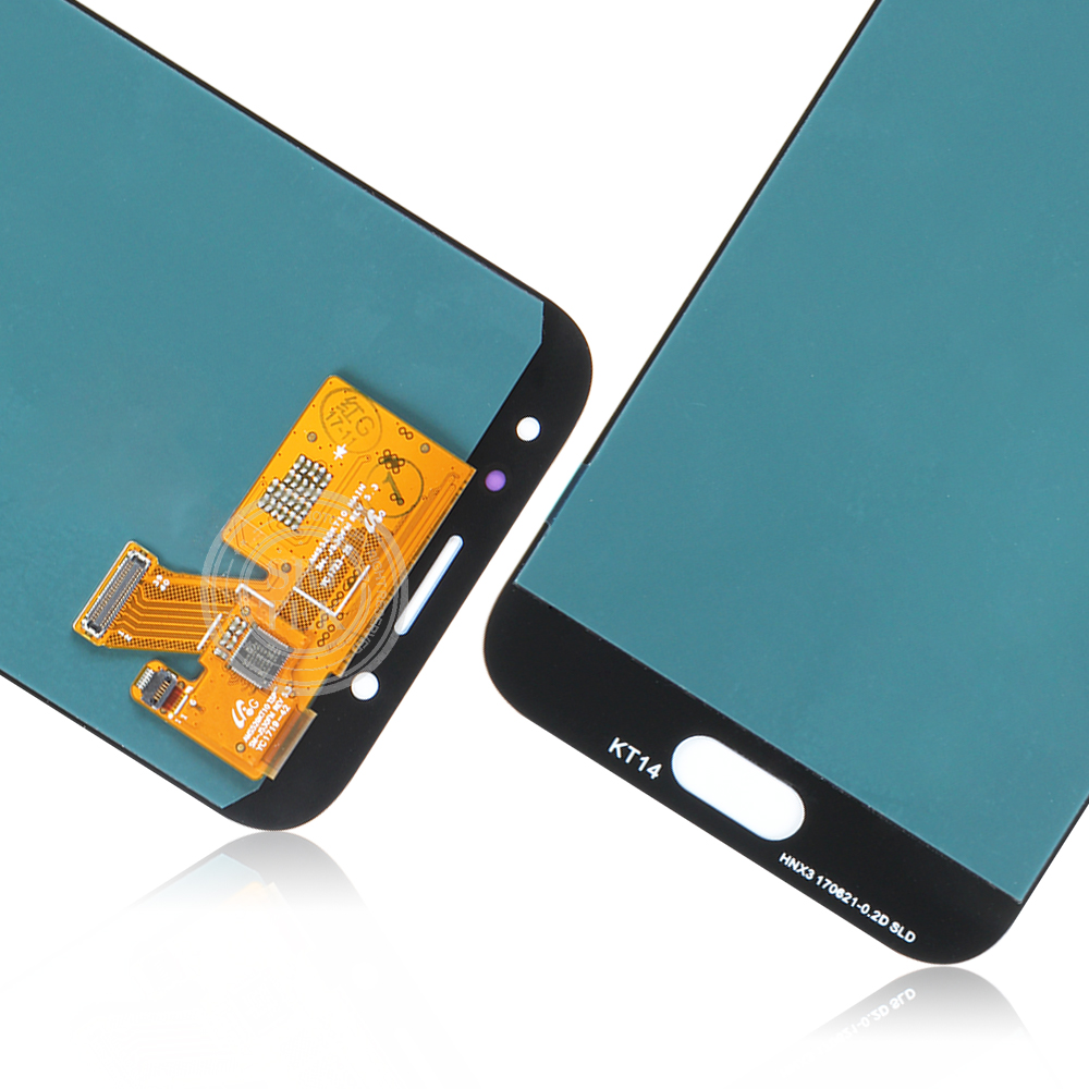 100% Original SUPER AMOLED 5.2 affichage de remplacement pour SAMSUNG Galaxy J5 PRO 2017 J530 J530F LCD écran tactile numériseur assemblée - 6