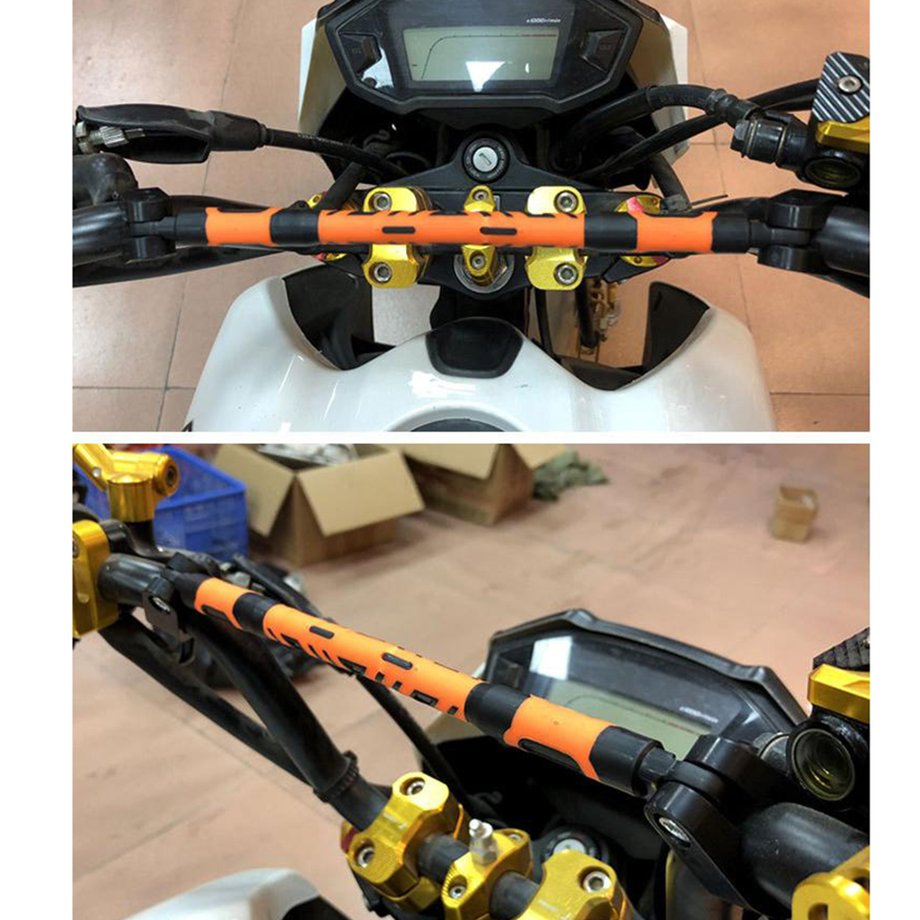 32.2cm Length Motorcycle Handlebar Balance Crossbar Reinforce Lever Fit for Motorcycle