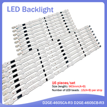 16шт х 46 дюймовый LED 2013SVS46F D2GE-460SCA-R3 для Samsung ТИЦ-HF460BGLV1V BN95-00891A UA46F5080AR/5500AJ UA46F6100AJ UA46F6420AJ