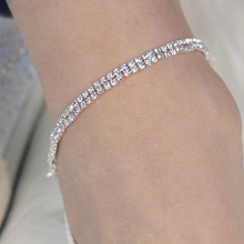 1PCS anklet of shoes accessories crystal Women Shoe