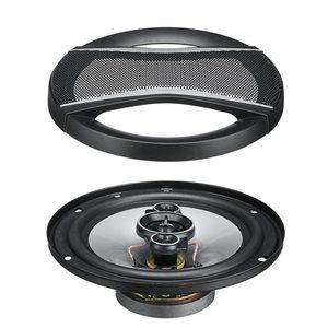 Image 5 - 2Pcs 6 אינץ 650W 4 דרך אוניברסלי רכב קואקסיאלי Hifi רמקולים אוטומטי אודיו מוסיקה סטריאו רמקול שאינו הרסניים התקנה