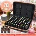 42/70 бутылок, чехол для эфирного масла, 15 мл, коробка для эфирного масла для духов, переносной дорожный держатель для лака для ногтей, сумка дл...