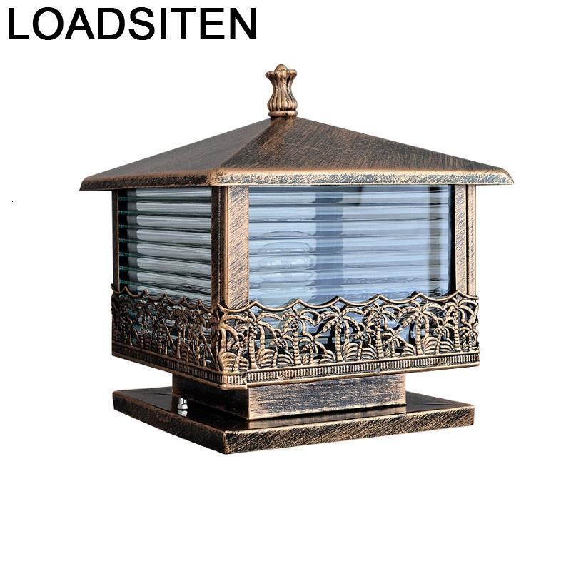 Lawn Lamp Kerst Huisjes Outdoor Spotlight Luminaire Exterieur Lighting Terraza Y Jardin Decoracion Garden Landscape Light