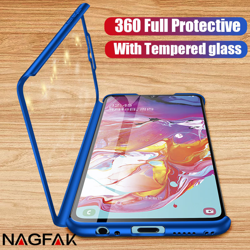 Luxury 360 Full Protective Phone Case For Huawei Y9 Y7 Prime Y6 Pro 2019 Case For Huawei Y7 Y6 2018 Y5 2017 P Smart Z Cover Case