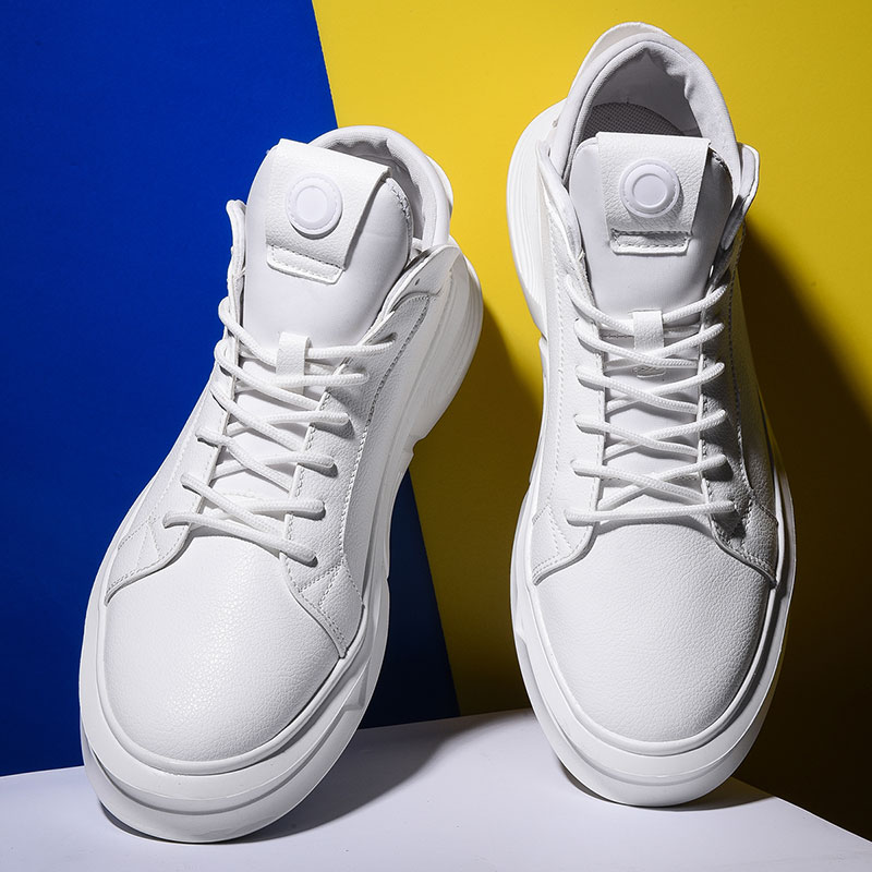 Image 3 - Men Shoes 2020 New Hot Sale Casual Shoes Men Sneaker Off White Fashion Male Footwear Student Sport Shoes Young Man Spring AutumnMens Casual Shoes   -