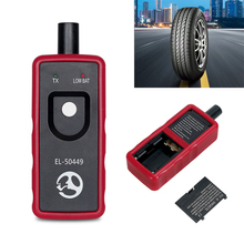 TPMS Activation Tool for Ford EL-50449 Tire Pressure Monitoring Sensor TPMS Tire Pressure Monitor Systems TPMS Reset Tool autel maxitpms ts401 tpms diagnostic and service tool pre selection process offer faster activation and diagnostics