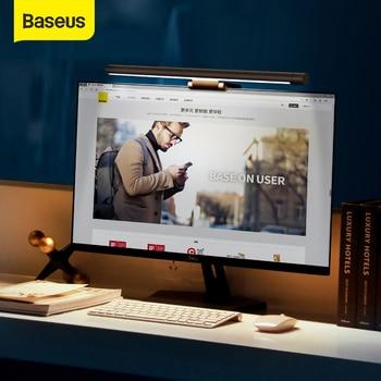 Baseus USB LED Light Desk Lamp Reading Screen Flexible USB Light Eye Protection Computer Screen USB Light Light for Office Home