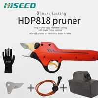 HDP818 이동식 블레이드 및 케이블 pruner 세트