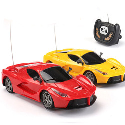 18cm Remote Control Car Children Outdoor Playing 1:24 Scale Super Automobile Model Radio Control 2 Channels Rc Car Baby Toys