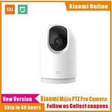 2020New xiaomi mijia 2 18k 3 ptzプロメガピクセル 360 パノラマbluetoothスマートipカメラai検出双方向インターホンホームセキュリティ