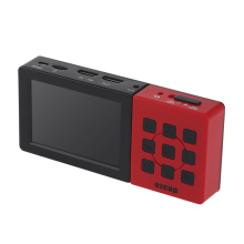 "Ezcap 273A HD Video Recorder Video Recorder Box Tragbare Spiel Capture-Box mit 3.5 ""LCD Bildschirm 1080P 60fps game Capture Gerät"