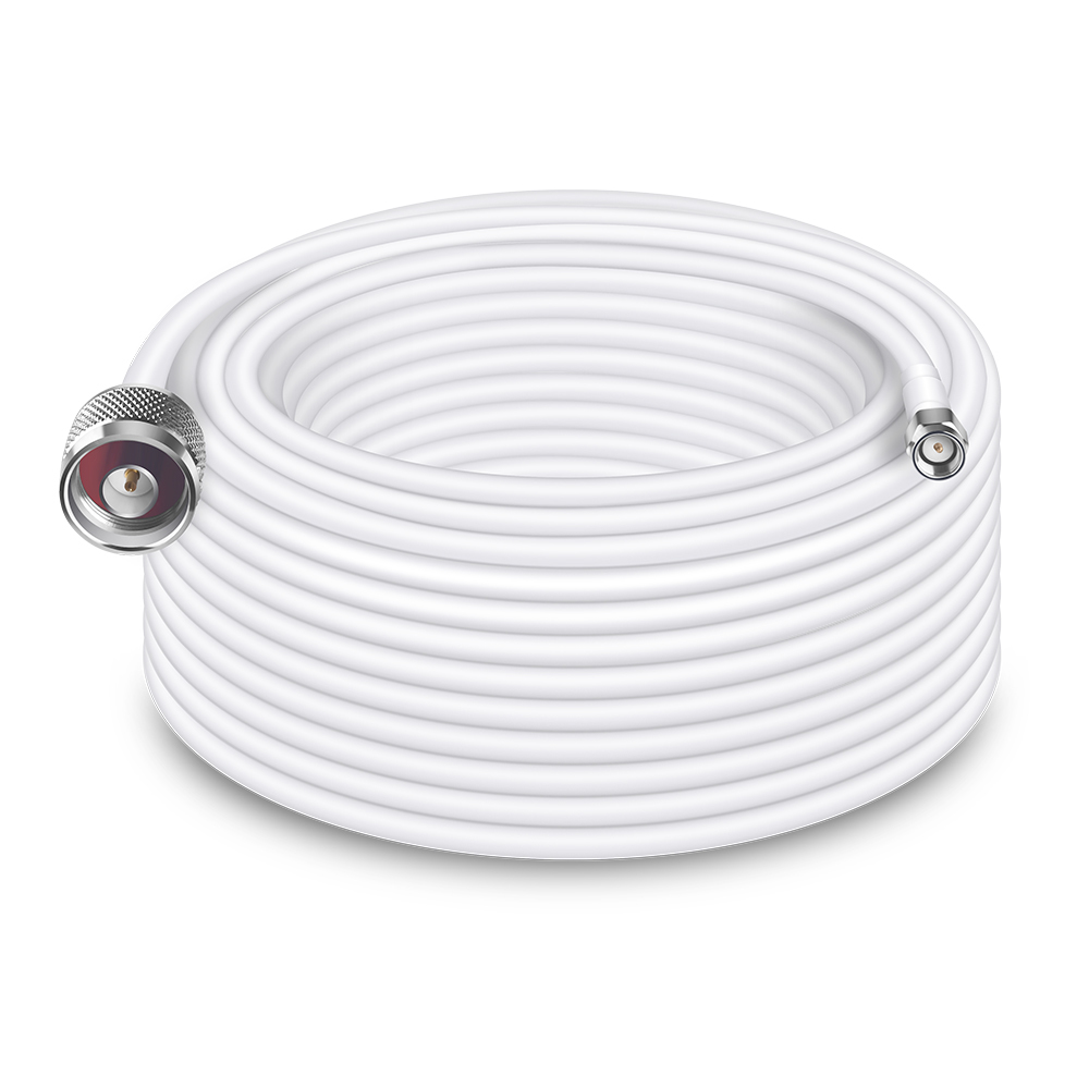 ATNJ 20 Meters 50 Ohm 3D-FB Coaxial Cable