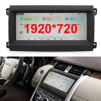 10.25 inch Android 9.0 Upgraded Original Screen Car multimedia Player for Land Rover Discovery 5 2016-2018